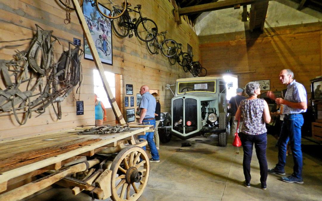 Ein neues Museum öffnet seine Pforten