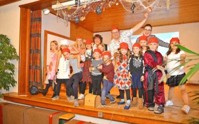 Kids-Chor Murten sticht endgültig in See