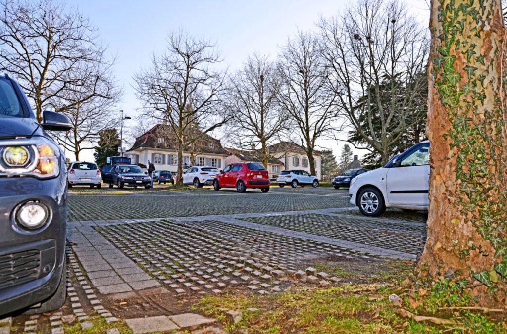 Chancen für ein Parkleitsystem stehen gut