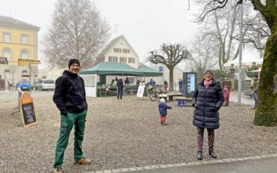 Wochenmarkt geht in die Winterpause