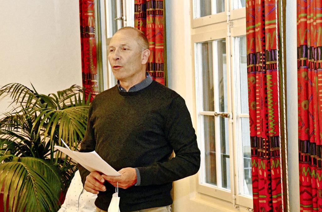 Pfarrer Markus Vögtli im Amt bestätigt