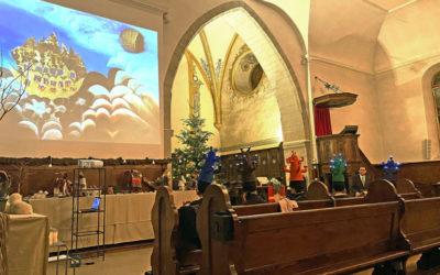 Musikgottesdienst mit Le Pipistrelle